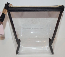 cheap price transparent pvc mini cosmetic bag