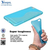 Veaqee Durable TPU Cell Phone soft case cover for iphone 6