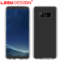 LEEU DESIGN Fashion anti-shock durable full tpu case for samsung s8