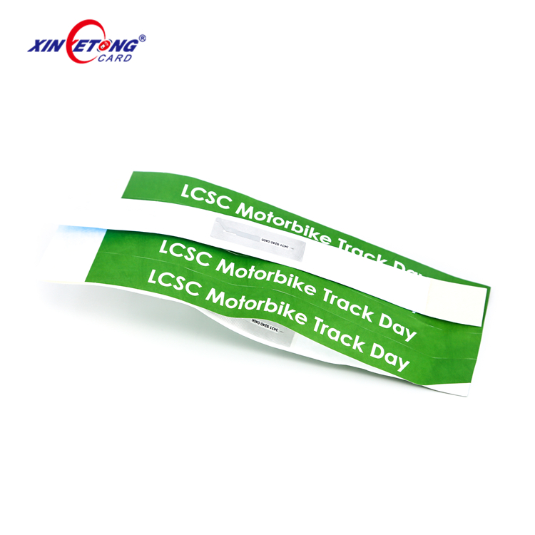 High Quality 13.56mhz ISO14443A Smart Kid Wristband NFC