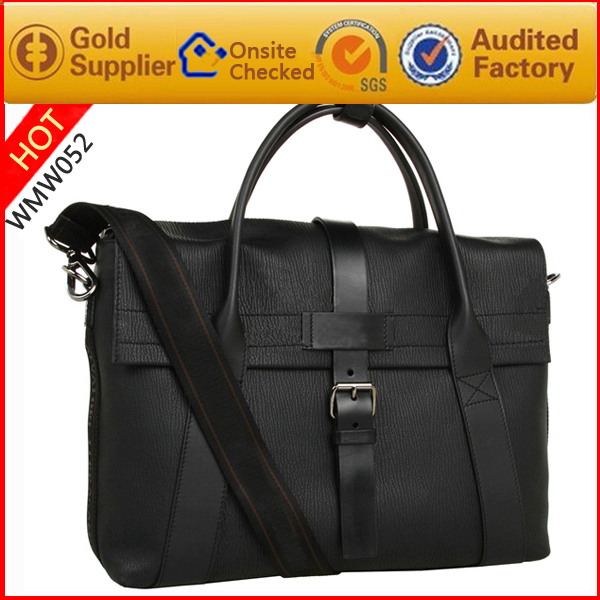 brand name designer leather messenger bags manufacturer