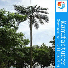 Camouflage Palm Tree /Concealed Telecom Antenna Palm Tree Steel Tower