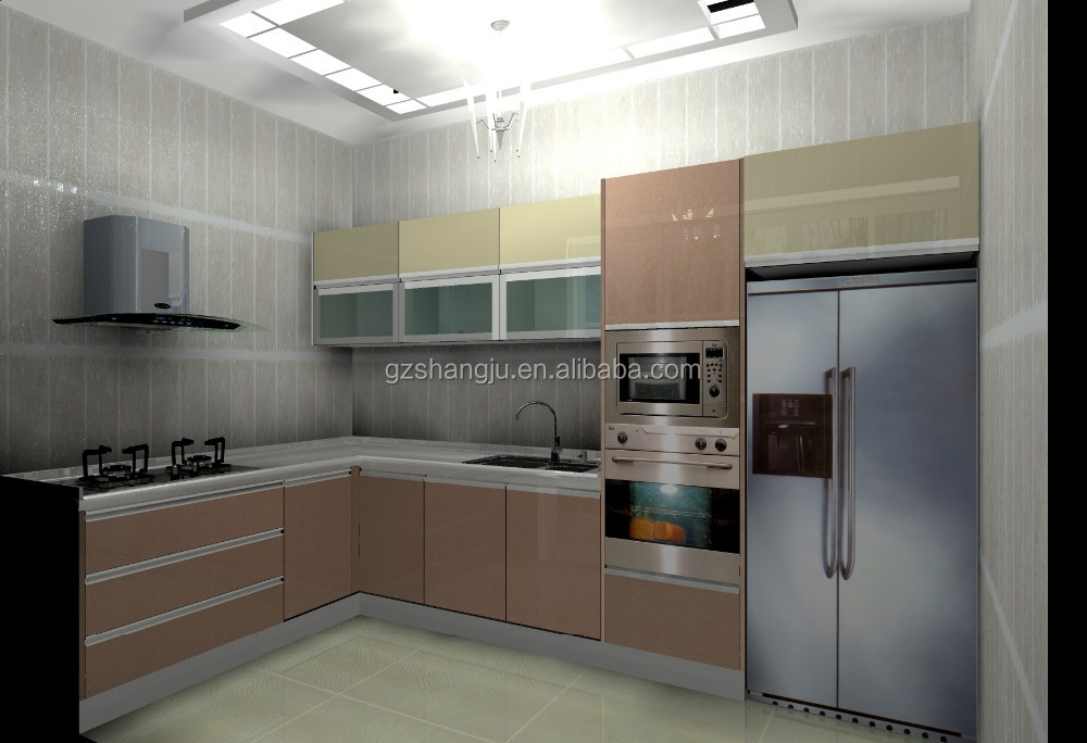 lacquer spray paint kitchen cabinets in china
