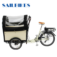 V brake bicycle cargo