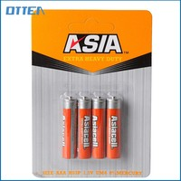 hot sale primary and dry r03p zn/mno2 aaa battery batteries