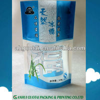 stand up plastic pouch bag