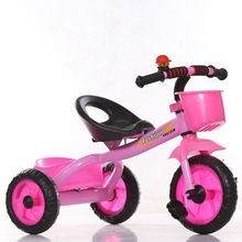 CE the best cheap baby tricycle air tire for 1 year old baby
