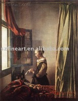 High quality Classic Girl Oil painting