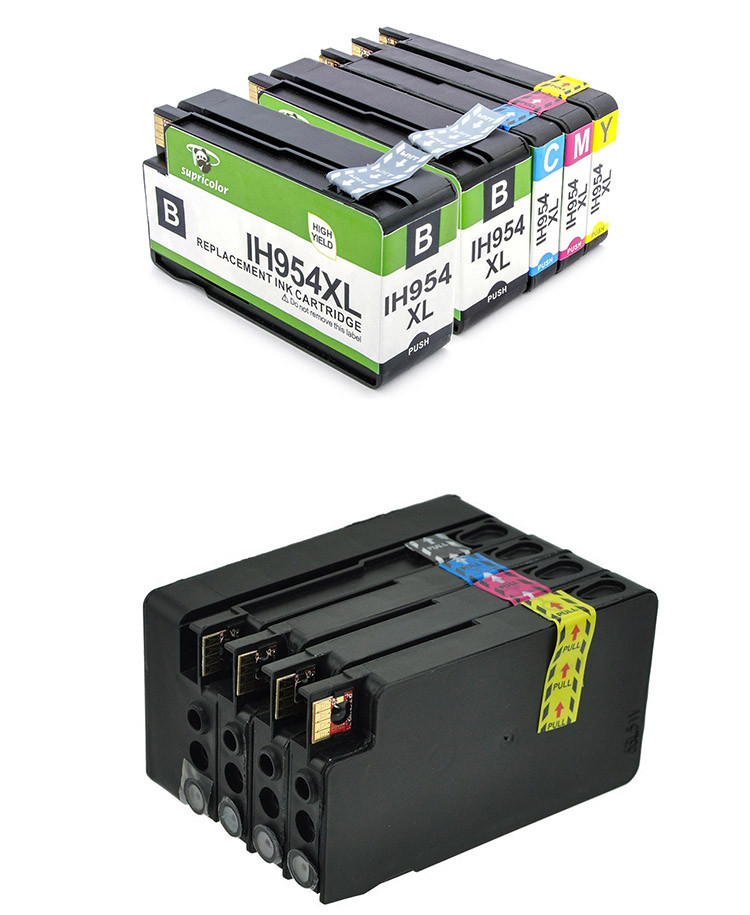 Supricolor New arrival replacement For HP 954 958 ink cartridge