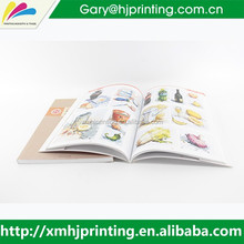 High quality cheap custom adult clothing catalog , catalog printing , printing service