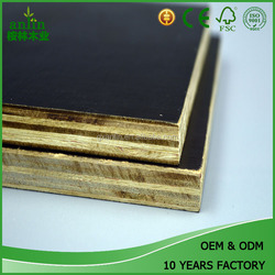 Eucalyptus Main Material and Plywoods Type Film faced plywood