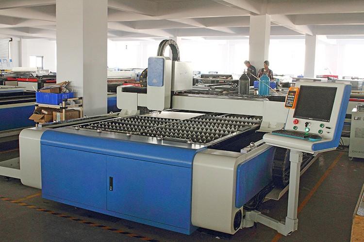 S-3015C Fiber Laser cutting machine (5)