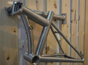 gr23 titanium bicycle frame tube titanium bike frame road