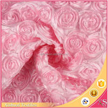 Best selling Elegant Classical Factory wholesale polyester floral fabric