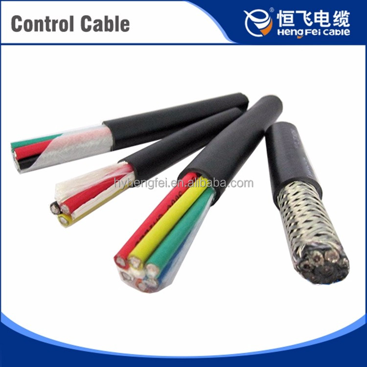 Design Best Selling Low Price etfe insulated control cable