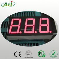 0.56 inch three digit led display, ATI LED factory.