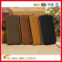 OEM Flip PU Leather Case for iphone 5c