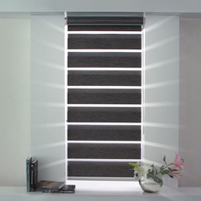 Tosan Blinds Hot-Selling Custom Tag Fireproof Balcony Window Blinds Outside Designview Blinds Plastic Blind Ditch Tubes