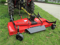 For Europe market tractor attachments finish lawn mower for sale