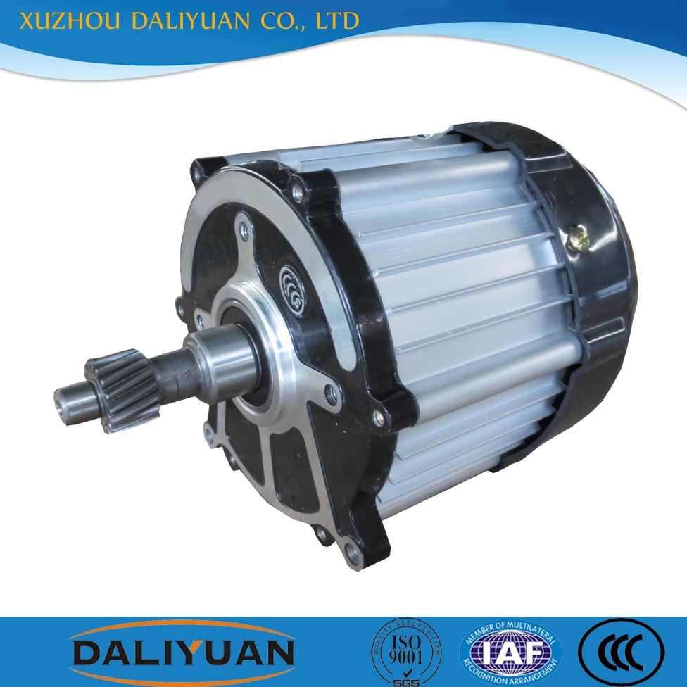 12v electric winch motor brushless dc electric bicycle motor for tricycle