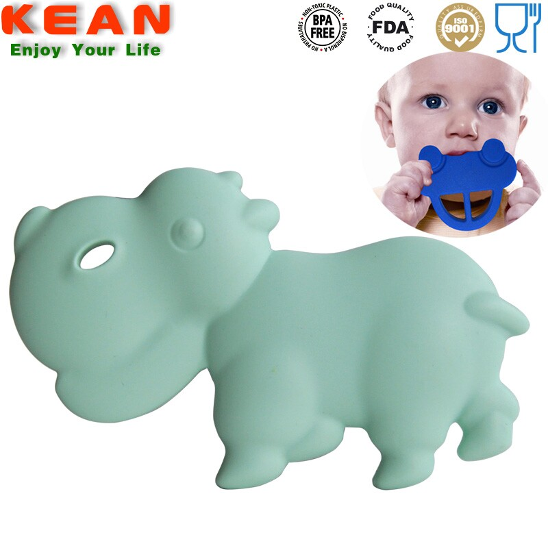 free sample provide OEM custom Safe and Eco-friendly teether baby toy Wholesales