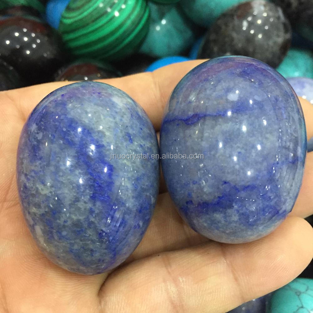 Wholesale All Kinds Crystal Egg Agate Eggs Yoni Eggs massage and crystal healing