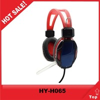 2015 fashion design computer headphone, best partner ps3 game