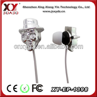 without mic good bass high quality earpiece earphone for iPad