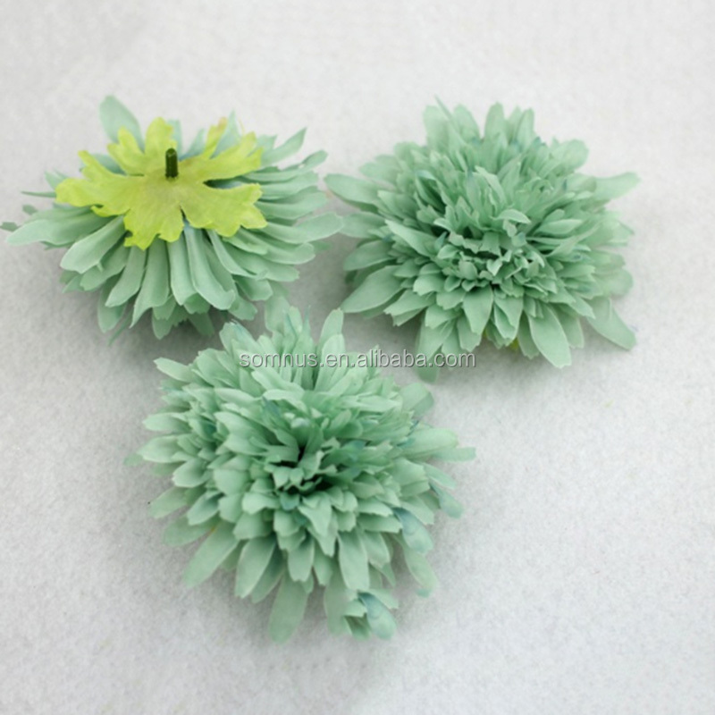 Home Decor Artificial Silk Gerbera Daisy Flowers FH0047B