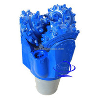 "blue rubber seal 8 1/2"" tricone bit /diamond rock bit for water drilling rigs"