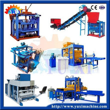Low investment high profit business fly ash block machine for selling