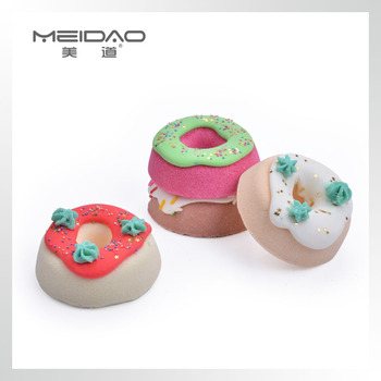 Meidao Popular Colorful Skin Moisturize Best Bath Salt Bomb Gift Set Cupcake Bath Bomb