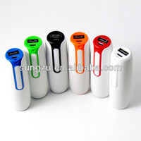 Shenzhen China Factory OEM ODM lipstick power bank,Cylinder power bank 2200mah power bank with FCC,CE,RoHS
