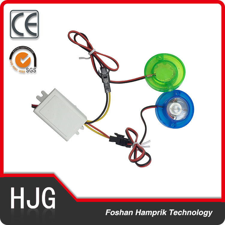 Cheap price 6W LED lamp used for universal motorcycle headlight