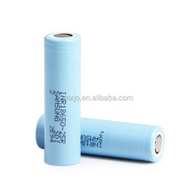 Original Samsung high power Lithium ion battery cell 18650 25R 2500MAH 35A