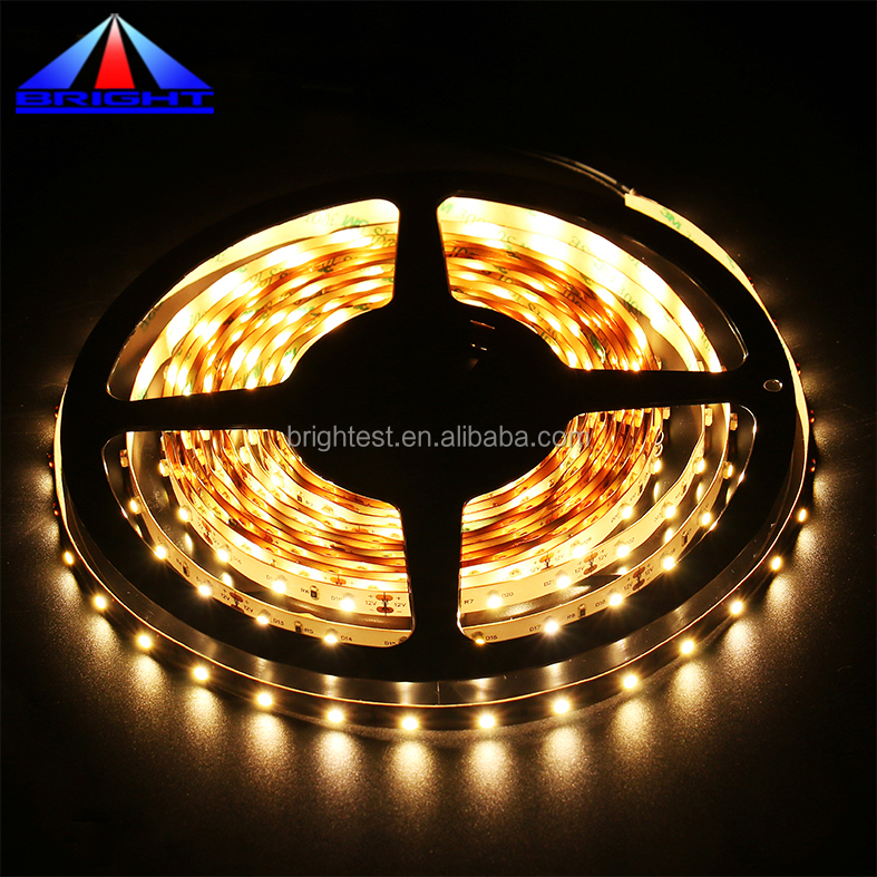 3528 warm white flexible smd led strip indoor outdoor decoration led strip