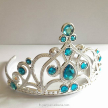 HBN-1459 Wholesale party tiara crown Elsa princess tiara