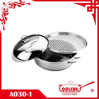Stainless Steel cook all pan