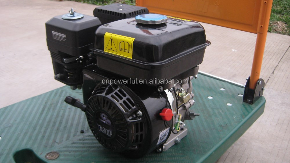 Iso9001 approved Chinese engine PW200