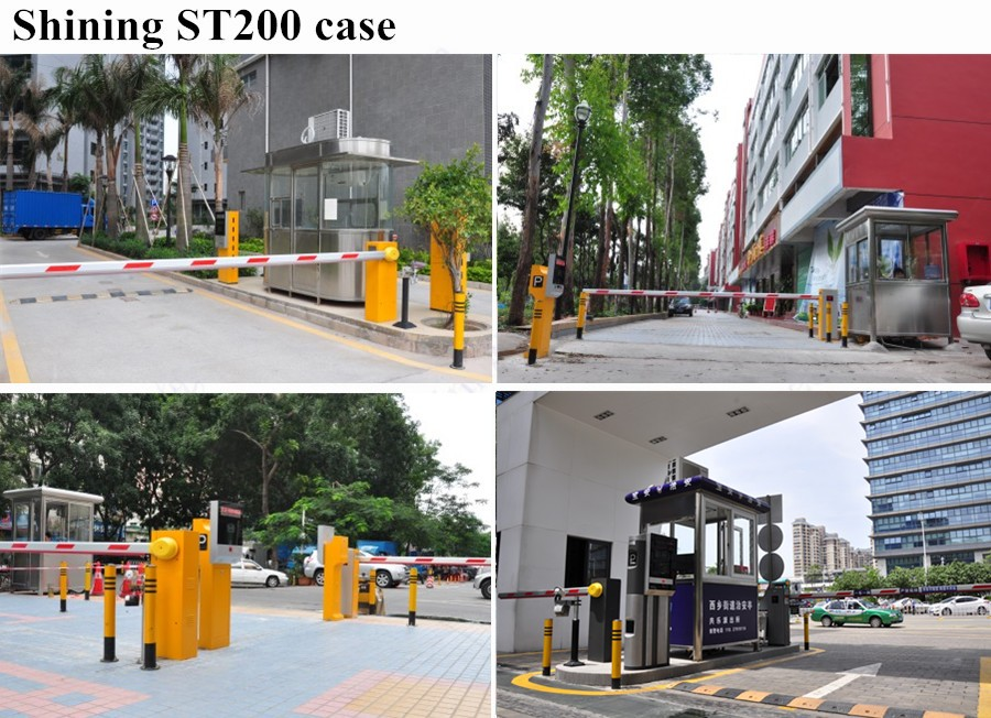 shining boom barrier gate for parking case picture installation place .jpg