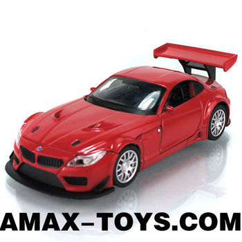 dc-017106 1:32 diecast car lifelike pull back die cast mini car model with light, sound and music
