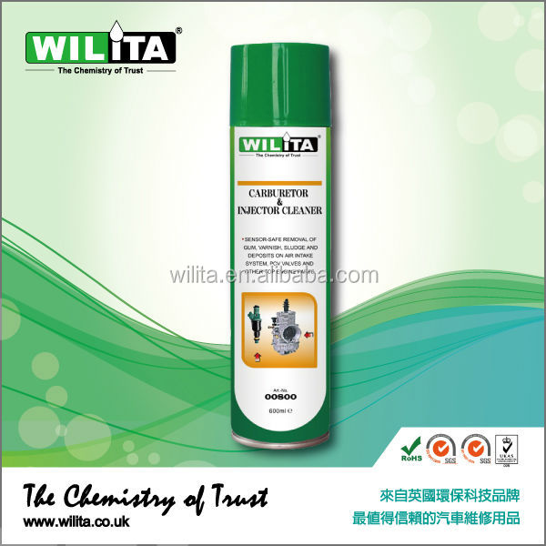 WILITA Car Fuel Injector and carburetor cleaner