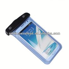 new fashion Watertight bag for samsung note2 n7100 waterproof bag for galaxy note ii