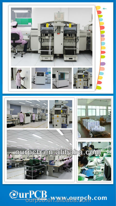 China High Quality SMT/DIP PCB Assembly UL Approved