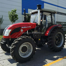 Farm Tractor Usage and Engineers available to service machinery overseas After-sales Service Provided agricultural tractor