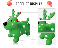 Promotional Attractive Inflatable Toy Animal /Horse/Cow/Dog