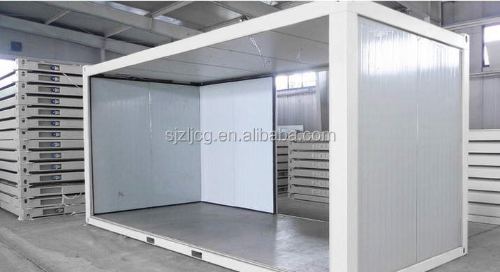 Economical and Portable 20ft Containers house