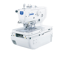 High technology eyelet button holing direct drive industrial sewing machine
