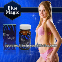 New diet products Blue Magic slimming pils made in Japan