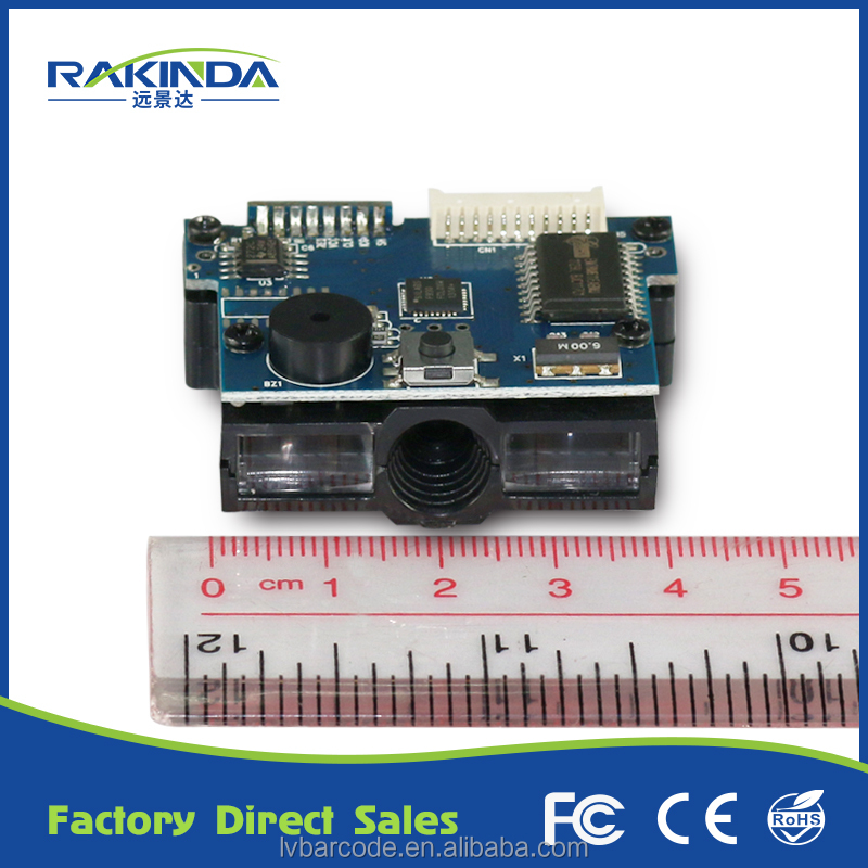 High quality barcode scan engine for arduino barcode scanner